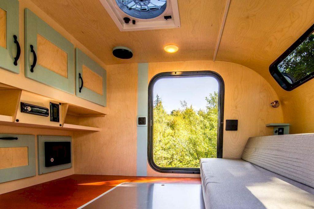 single bed caravans for sale