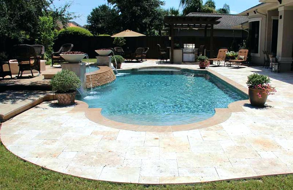 choices of pool coping available in Sydney