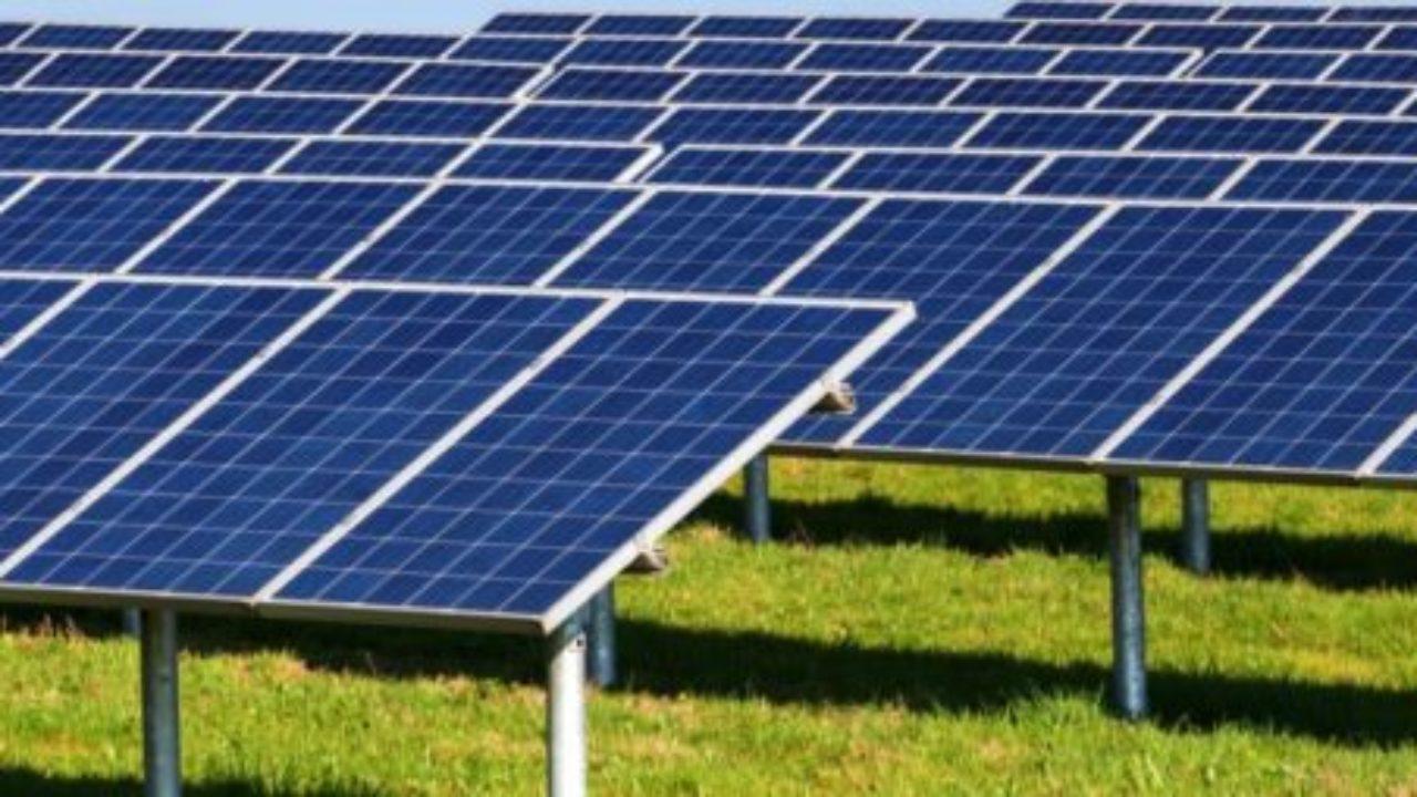 solar panels in Campbelltown